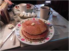 Pancake da Peache's